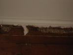 Plaster post demolition edges