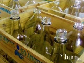Humonade Bottles