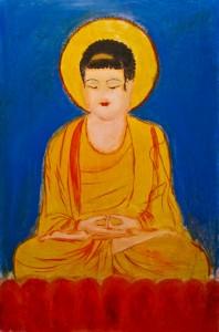 Budda by Yingge Li