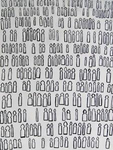 Picket People by Annabel McKinnon
