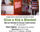 poster for Give a Kid a Blanket